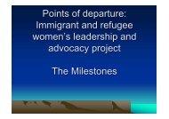 Dr Pauline Gwartirisa's Forum Presentation