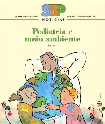 Pediatria e meio ambiente Pediatria e meio ambiente - Sociedade ...
