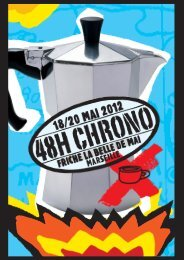 48h Chrono - Marseille Provence 2013