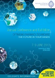 Annual Conference and Exhibition - Eventtrac