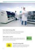 Fertigung und Dienstleistung - ETB electronic - Seite 4