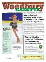 to view the February 16, 2012 issue. - Woodbury Gazette