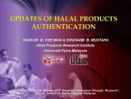 Food - Halal Industry Development Corporation