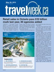 All-Inclusive - Travelweek