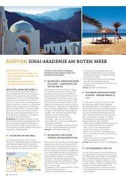 ÄgyPten Sinai-akademie am roten meer - SKR Reisen