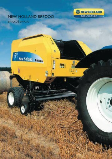 BR7000 - New Holland