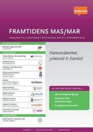 FRAMTIDENS MAS/MAR S/MAR - Conductive