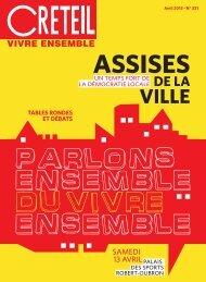 Vivre Ensemble Avril 2013 - Créteil