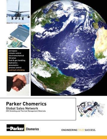 Thermally Conductive Pads Chomerics Parker Chomerics