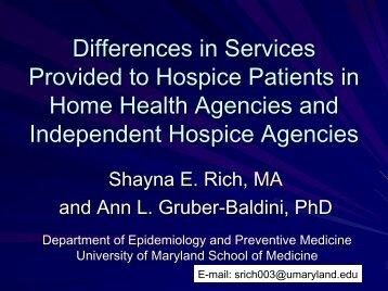 Rich - USF Health Continuing Professional Development