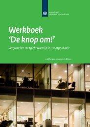 Werkboek 'De knop om!' - Vergroot het ... - Agentschap NL