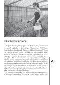 a növényvédőszerek környezetbarát használatáról - Levegő ... - Page 5