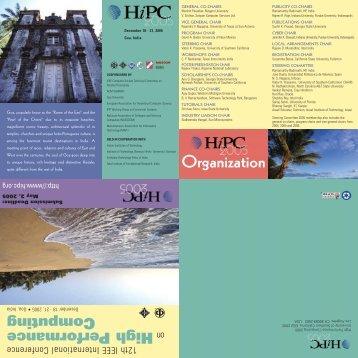 HiPC 2005 PDF File
