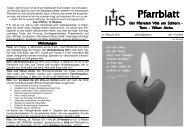 Pfarrblatt 28.2. - 8.3.2011 (196 KB) - .PDF