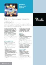 Les serveurs NovaScale 7160 et 7320 (spec sheet) - Bull