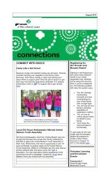 enews - Girl Scouts of the Colonial Coast