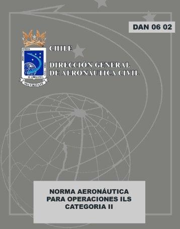 DAN 06 02. - Dirección General de Aeronáutica Civil