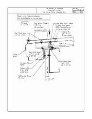 Double-Lok sample details - Ceco Building Systems