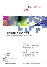 Programm - Swiss Texnet