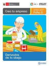 Ficha 6 Derivados de la abeja - CRECEmype