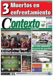 04/08/2013 - Contexto de Durango