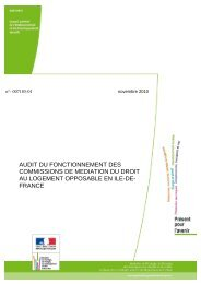 Audit de - La Documentation française