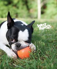 Download catalogue (PDF) - Natalie Moseley Pet Products