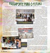 Projeto dá oportunidade para jovens concluírem os estudos ... - Appai