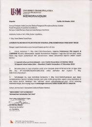 Laporan Pelaksanaan Pelan Integriti Nasional (PIN) - Jabatan ...