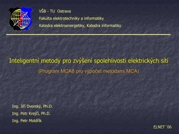 presentation - Katedra informatiky FEI VÅB-TUO