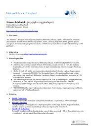 National Library of Scotland - Fidkar
