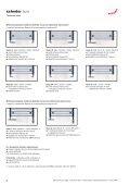 Zehnder Aura a Zeta Ceny a technické údaje 2012 ... - AQUATERM - Page 6