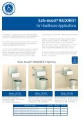 Backrest Brochure.indd - Con-Serv Corporation - Page 2