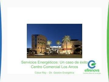 Modelo de Servicios Energéticos - Atecyr