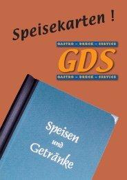 Farben - Bezug - GDS - Gastrodruckservice