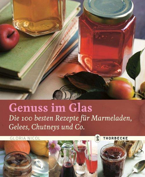 Genuss im Glas