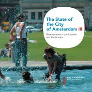 The State of the City of Amsterdam III