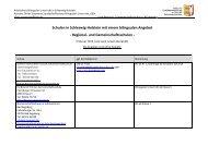 Schulen in Schleswig-Holstein mit einem bilingualen ... - Lernnetz.de