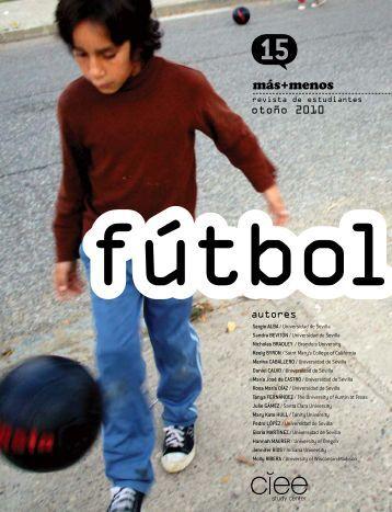 El fútbol - masmenos