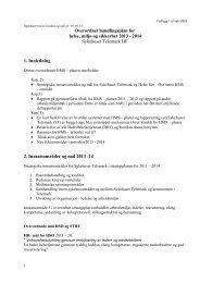 --- Vedlegg: Overordnet HMS-handlingsplan 2013-2014 - Sykehuset ...
