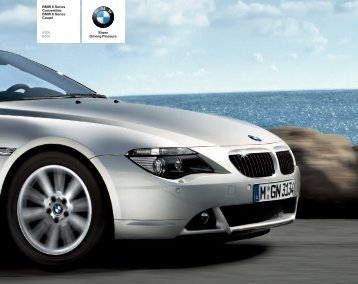 BMW 6er Internetkatalog 02_2006