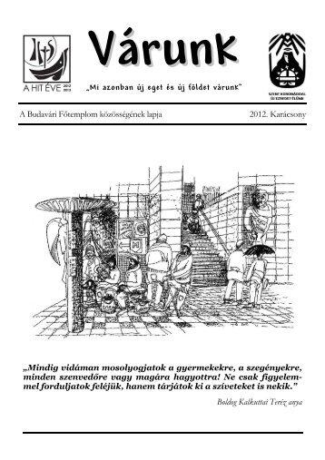 Karácsony (PDF - 1168 KB) - Mátyás-templom