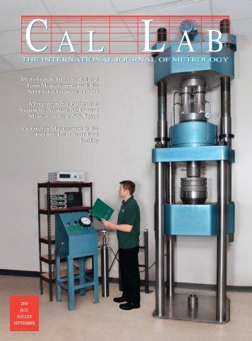 Download - Cal Lab Magazine