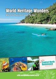 World Heritage Wonders - Queensland Holidays