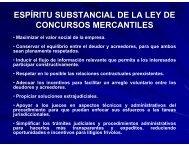 Solicitud y Demanda de concurso Mercantil - Instituto Federal de ...