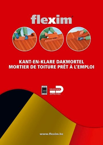 Flexim - brochure - Gedimat Leus in Sleidinge
