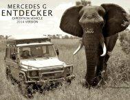 ENTDECKER 2013 (original) 2 - Mercedes G Entdecker Gwagen ...