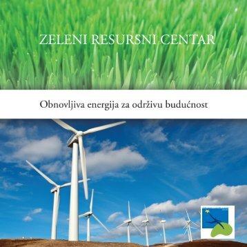 Obnovljiva energija - NVO Green Home