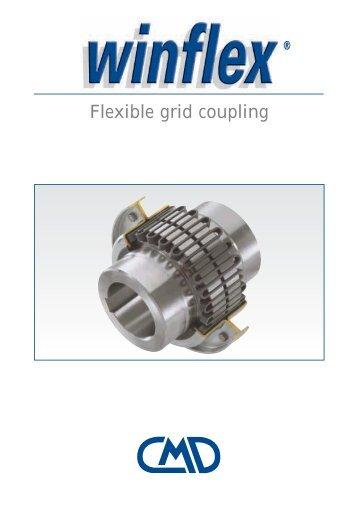 Flexible grid coupling - CMD Transmissions