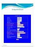 Installation / Konfiguration des Zugriffs auf eine Heytech ... - Seite 5